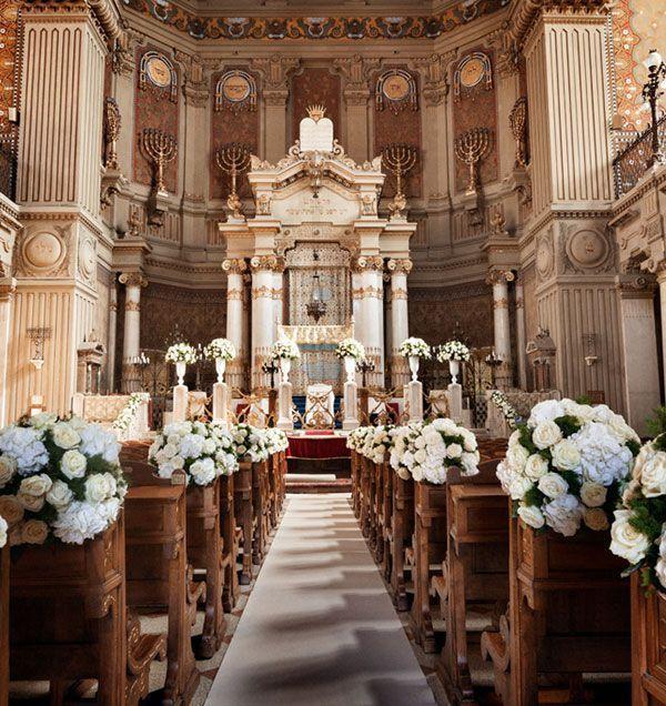Decoración iglesia bodas
