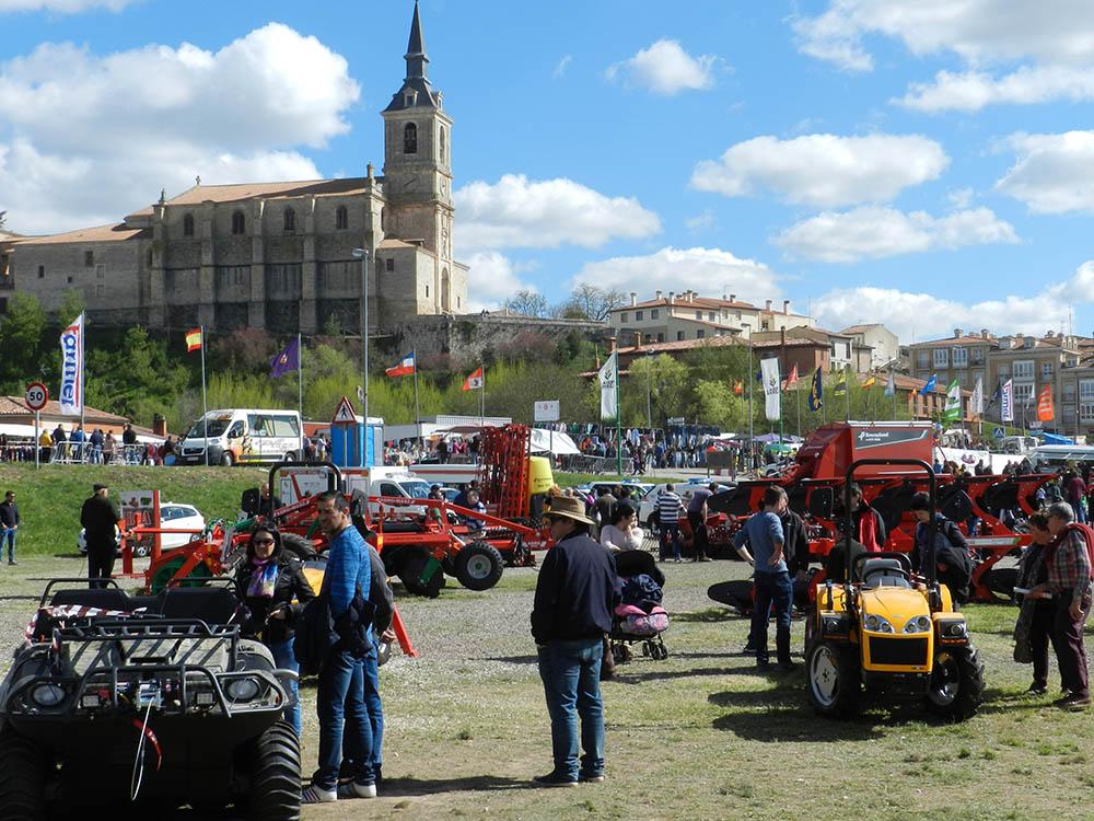 Feria de Maquinaria Agrícola de Lerma