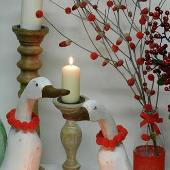 Organización de actos navideños